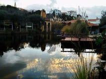 Paradiso urbano Fotografia Stock Libera da Diritti
