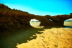 Paradiso a Zanzibar fotografie stock