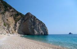 paradisos пляжа Стоковое Изображение