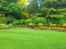Paradisträdgård Arkivfoto