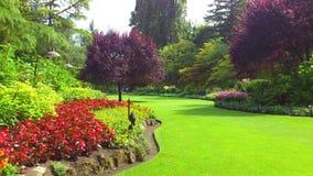 Paradisträdgård Royaltyfria Bilder