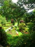 Paradisträdgårdar Royaltyfria Bilder