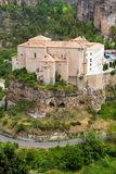 Parador of Cuenca Stock Photography