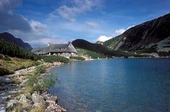Parador de juventud en Tatra Imagen de archivo libre de regalías