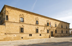 Parador Hotel Ubeda Stock Photography