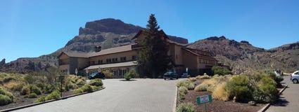 Parador Nacional del Teide Stock Photos