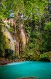 Paradsie caché aux Philippines photos stock