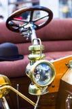 Paraffine olje- lampa fotografering för bildbyråer