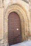 Parafia San Isidoro, Ubeda, Jaen, Hiszpania zdjęcie royalty free
