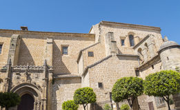 Parafia San Isidoro, Ubeda, Jaen, Hiszpania obrazy royalty free