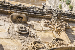 Parafia San Isidoro, Ubeda, Jaen, Hiszpania obrazy stock