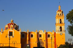 Parafia San Pedro apostol IV Zdjęcie Royalty Free