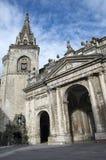 Parafia San Sebastian De Soreasu Obraz Stock