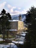 Parafia Santa Marina w Bergara, Gipuzkoa Zdjęcia Stock