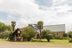 Parafia Tugela rzek kościół anglikański w Winterton obraz stock