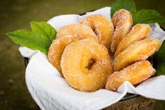 Parafrittus, dessert sarde image stock