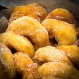 Parafrittus, Sardinian Dessert Royalty Free Stock Images