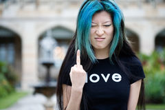 Parafuse o amor Imagens de Stock