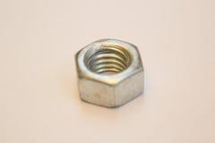 Parafuso de aço Fotografia de Stock