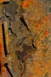 Parafuso oxidado imagem de stock
