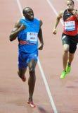 PARAFUSO Usain (ATOLAMENTO) Imagens de Stock Royalty Free