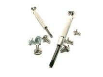 Parafusos e ferramentas Imagem de Stock Royalty Free