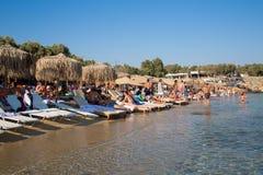 Paraga Beach Stock Photos