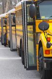 Paragem do autocarro Imagem de Stock Royalty Free