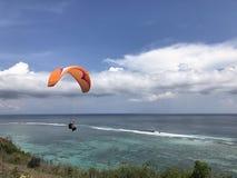 Paraglide obraz royalty free