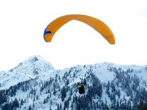 Paraglide Royalty Free Stock Image