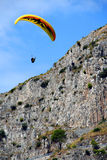 Paraglide Image stock