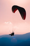 Paraglide_6 Stock Image