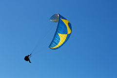 Paraglider-1 Photographie stock