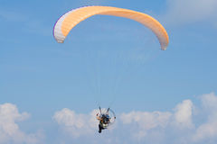 Paraglider Royalty Free Stock Images
