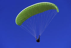 Paraglider Stock Image
