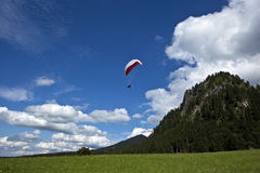Paraglider Fotos de Stock Royalty Free