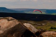 Paraglider Stock Images