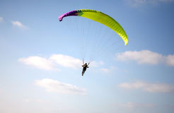 paraglider Arkivfoton