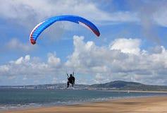 Paraglider Royaltyfri Bild