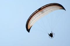 Paraglider Royaltyfri Fotografi