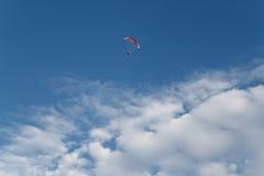 Paraglider Imagem de Stock Royalty Free