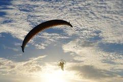 Paraglider Zdjęcie Stock