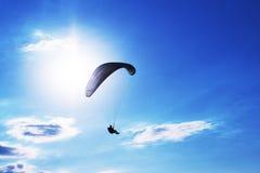 paraglider Fotografia Royalty Free