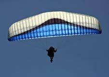 paraglider Arkivfoto