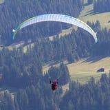 Paraglider amador fotos de stock royalty free