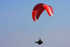 Paraglider Stock Photography