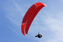 Paraglider Stock Image