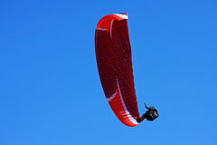 Paraglider Stock Photo
