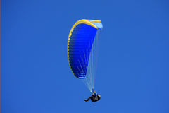Paraglider Royalty Free Stock Image