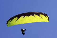 Paraglider Royalty Free Stock Photography